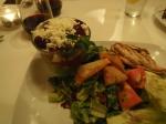 greek salad @ jade kitchen